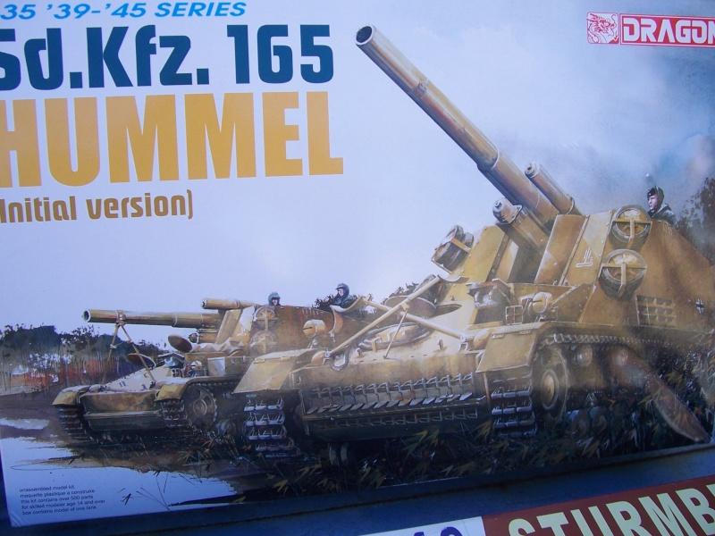 à venir HUMMEL initial version (1/35 DRAGON) Hummel14