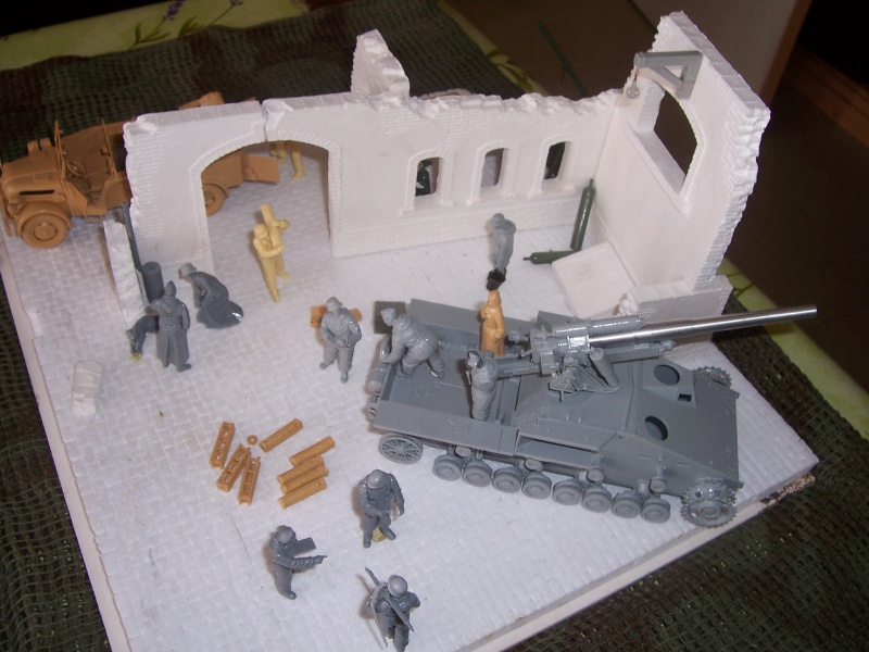front russe automne 1943 Hummel38