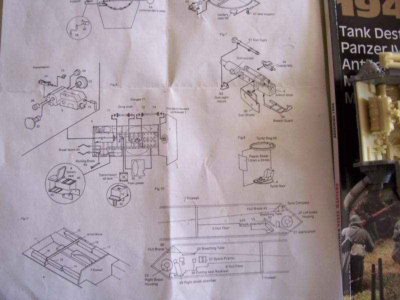 kingtiger porsche turret Dragon 1/35 Montag15