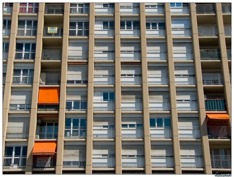 Points de vues urbains Damier10