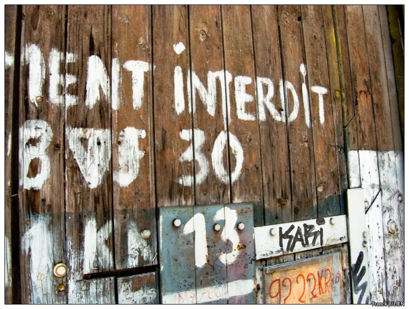 Points de vues urbains Garage10