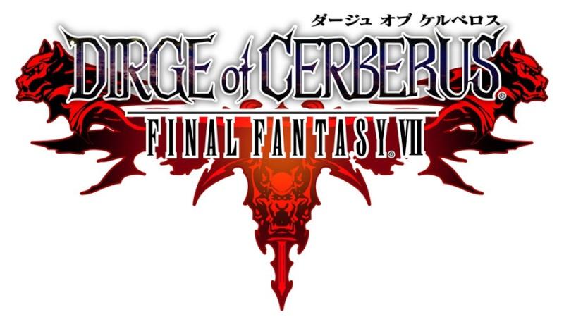 FF VII : Dirge of Cerberus Logo-b10