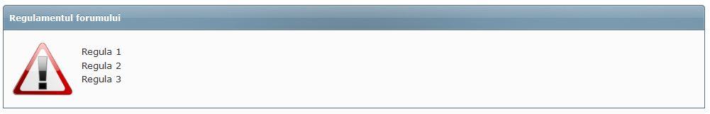 Actualizari noi: Reguli specifice fiecarui forum, posibilitatea dezactivarii codurilor JS, optimizare footer si altele Rez10