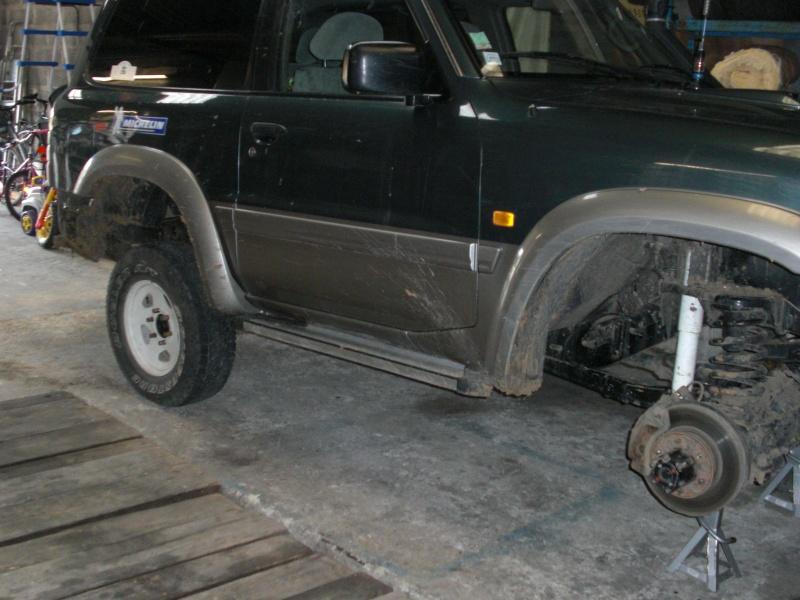 pose nouveaux pneus et jantes sur mon troll Cimg8716