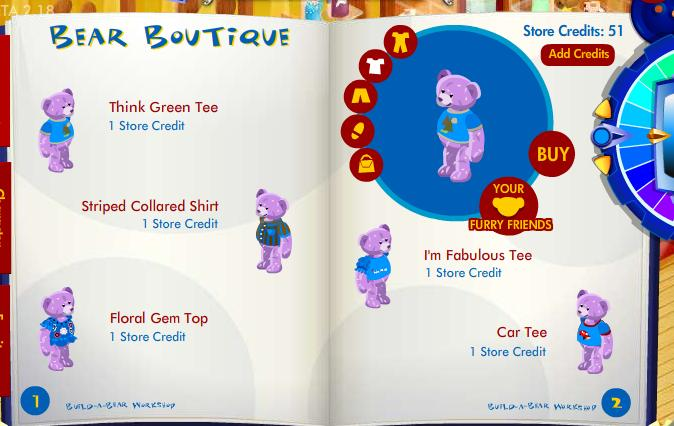 New stuff furry friend available in Bear Boutique! Bbff210