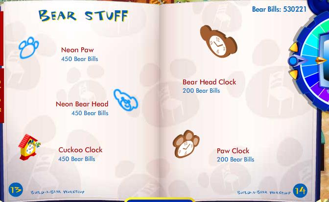 New stuff available in Bear Stuff Shop! Pg710