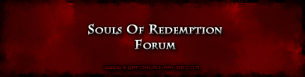 Souls of Redemption's Forum