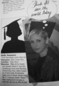 Student's memories [Sunnydale High Yearbook] 0635