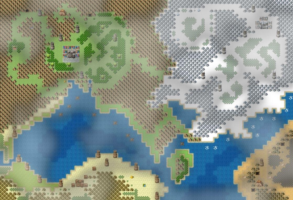 Avis de carte du monde Carte10