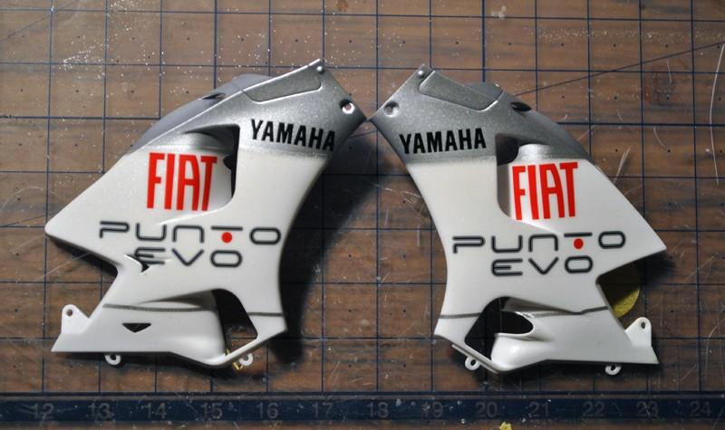 Yamaha YZR M1 2009 Dsc_0035