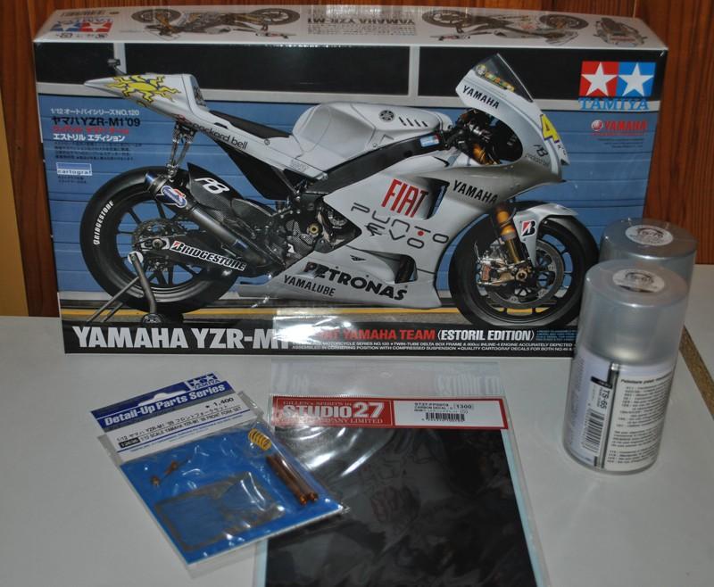 Yamaha YZR M1 2009 Dsc_0117