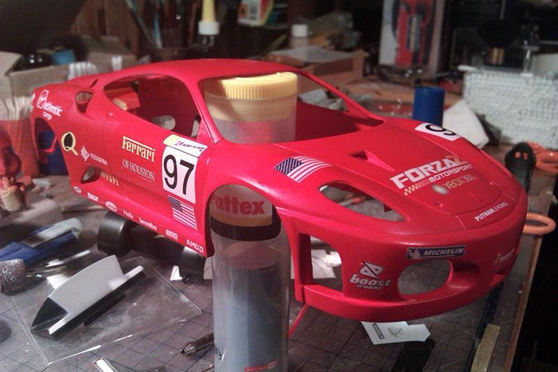 Ferrari F430 GT Risi Competizione 2007 Imag0269