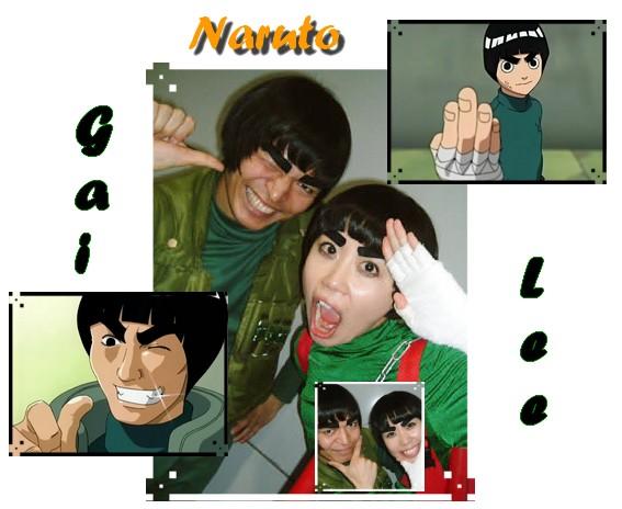 Naruto & Naruto Shippuden Leee10