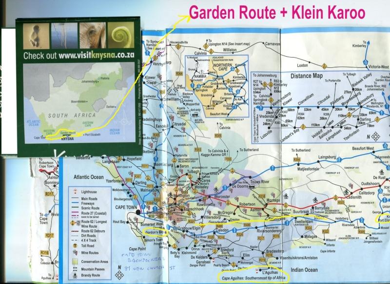 Africa 2011: Sud Africa, Namibia, Zambia su Yamaha XT 660 R e Yamaha XT 660 Z Tenerè Africa17