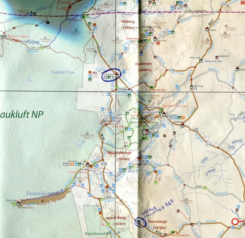 Africa 2011: Sud Africa, Namibia, Zambia su Yamaha XT 660 R e Yamaha XT 660 Z Tenerè Namibi11