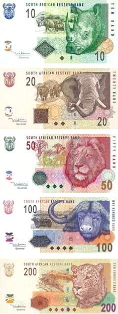Africa 2011: Sud Africa, Namibia, Zambia su Yamaha XT 660 R e Yamaha XT 660 Z Tenerè Rand_b10