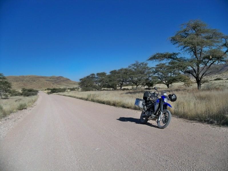 Africa 2011: Sud Africa, Namibia, Zambia su Yamaha XT 660 R e Yamaha XT 660 Z Tenerè Resiz112