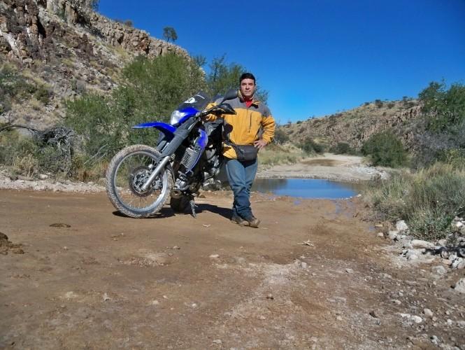 Africa 2011: Sud Africa, Namibia, Zambia su Yamaha XT 660 R e Yamaha XT 660 Z Tenerè Resiz115