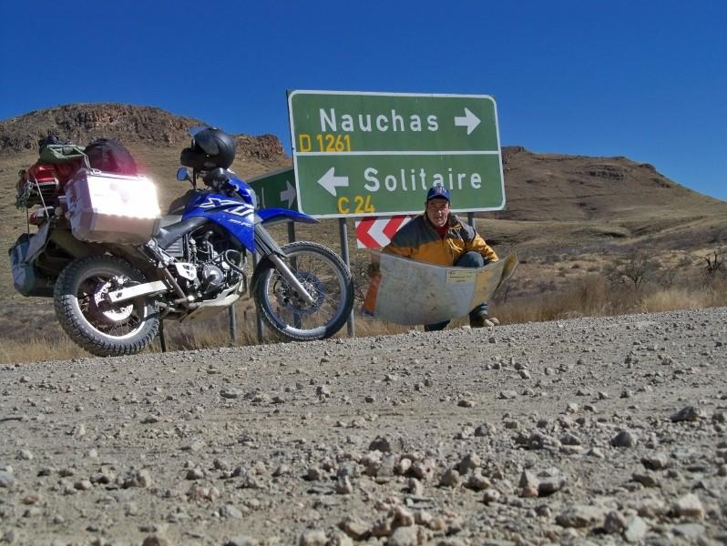 Africa 2011: Sud Africa, Namibia, Zambia su Yamaha XT 660 R e Yamaha XT 660 Z Tenerè Resiz116