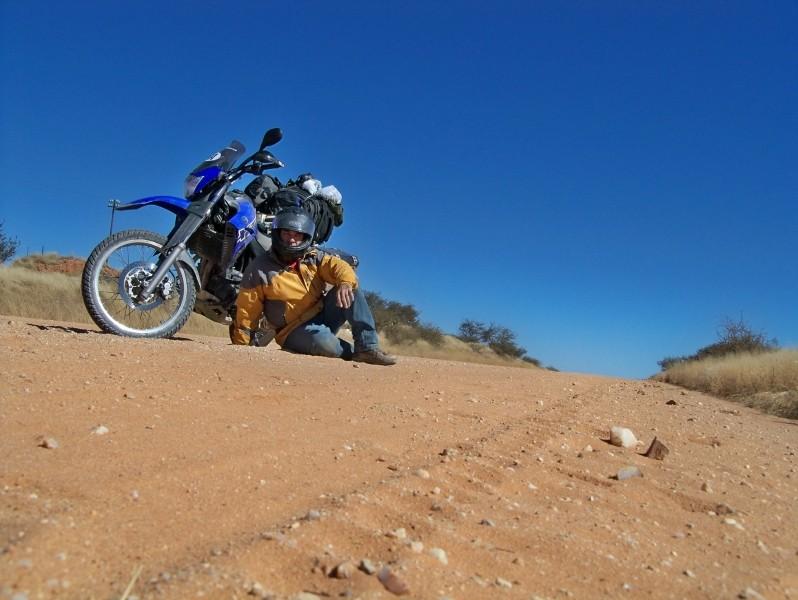 Africa 2011: Sud Africa, Namibia, Zambia su Yamaha XT 660 R e Yamaha XT 660 Z Tenerè Resiz119