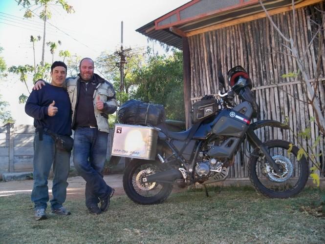 Africa 2011: Sud Africa, Namibia, Zambia su Yamaha XT 660 R e Yamaha XT 660 Z Tenerè Resiz138