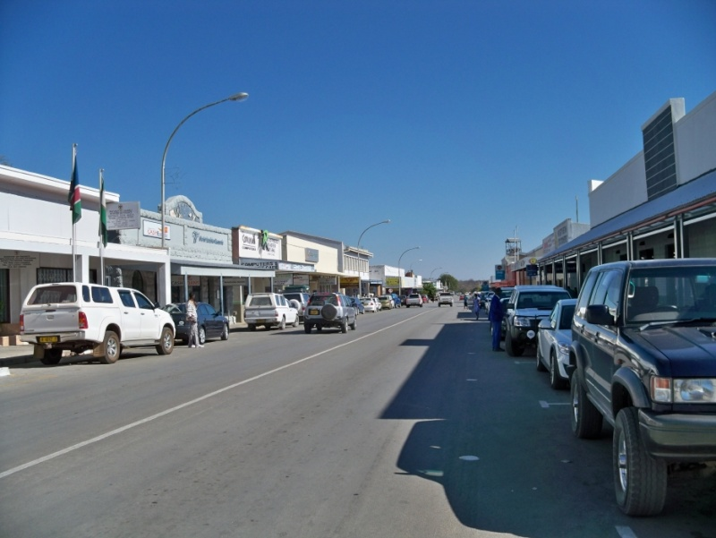 Africa 2011: Sud Africa, Namibia, Zambia su Yamaha XT 660 R e Yamaha XT 660 Z Tenerè Resiz139