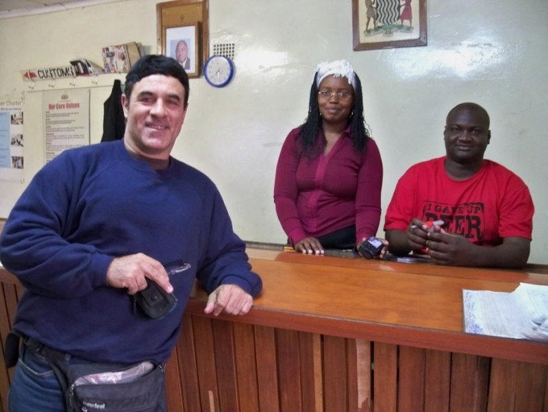 Africa 2011: Sud Africa, Namibia, Zambia su Yamaha XT 660 R e Yamaha XT 660 Z Tenerè Resiz187