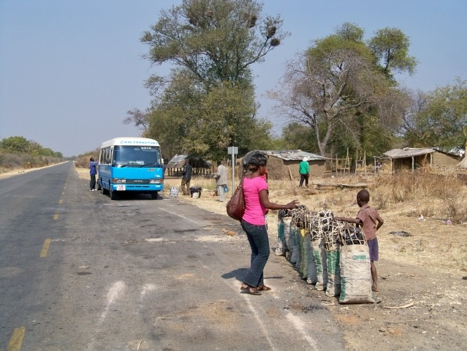 Africa 2011: Sud Africa, Namibia, Zambia su Yamaha XT 660 R e Yamaha XT 660 Z Tenerè Resiz207