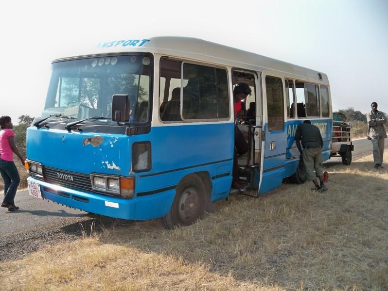 Africa 2011: Sud Africa, Namibia, Zambia su Yamaha XT 660 R e Yamaha XT 660 Z Tenerè Resiz220