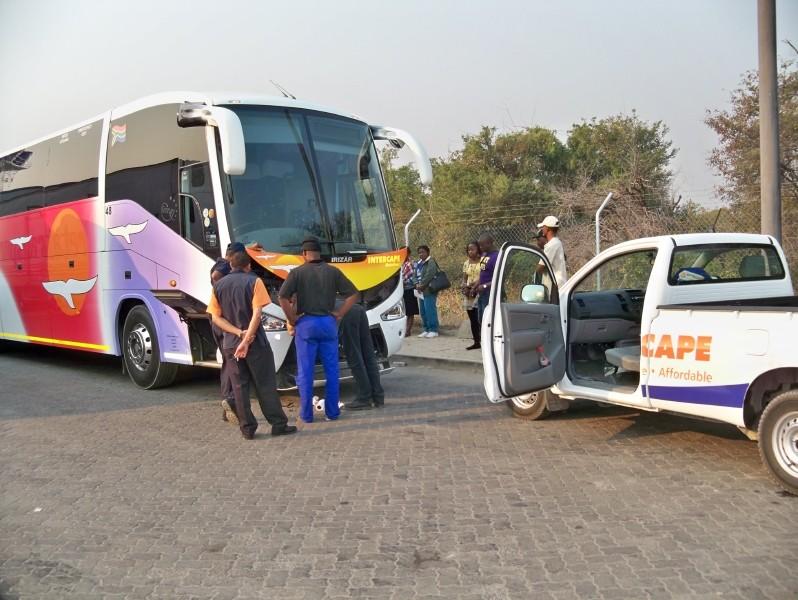 Africa 2011: Sud Africa, Namibia, Zambia su Yamaha XT 660 R e Yamaha XT 660 Z Tenerè Resiz226