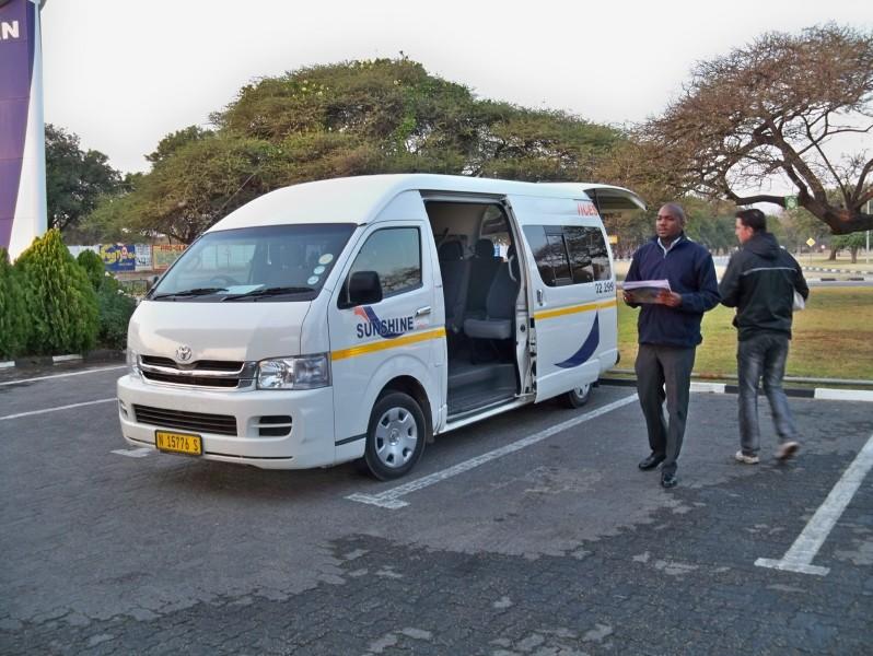 Africa 2011: Sud Africa, Namibia, Zambia su Yamaha XT 660 R e Yamaha XT 660 Z Tenerè Resiz230