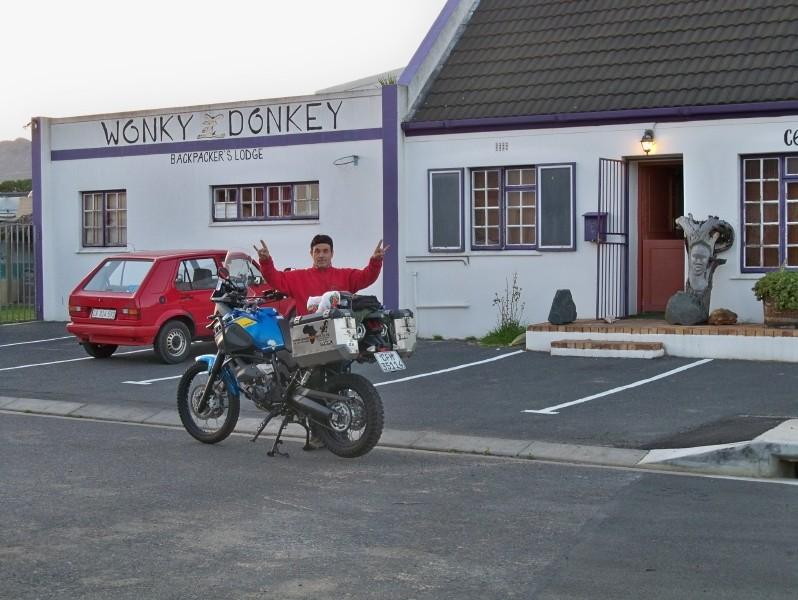 Africa 2011: Sud Africa, Namibia, Zambia su Yamaha XT 660 R e Yamaha XT 660 Z Tenerè Resiz236