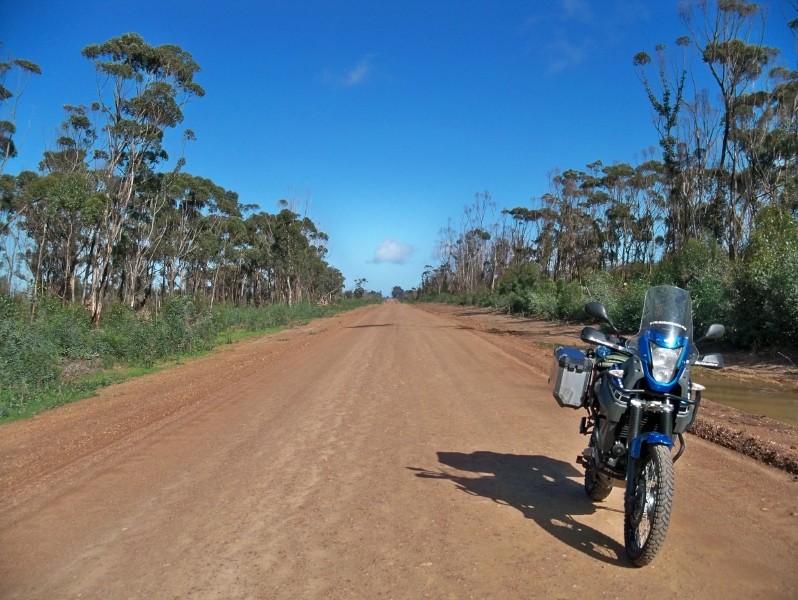 Africa 2011: Sud Africa, Namibia, Zambia su Yamaha XT 660 R e Yamaha XT 660 Z Tenerè Resiz238