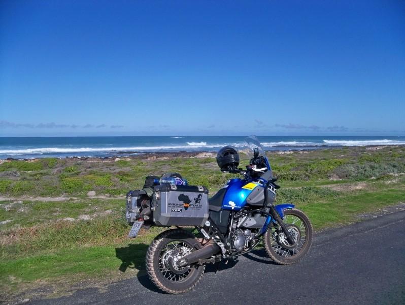Africa 2011: Sud Africa, Namibia, Zambia su Yamaha XT 660 R e Yamaha XT 660 Z Tenerè Resiz241