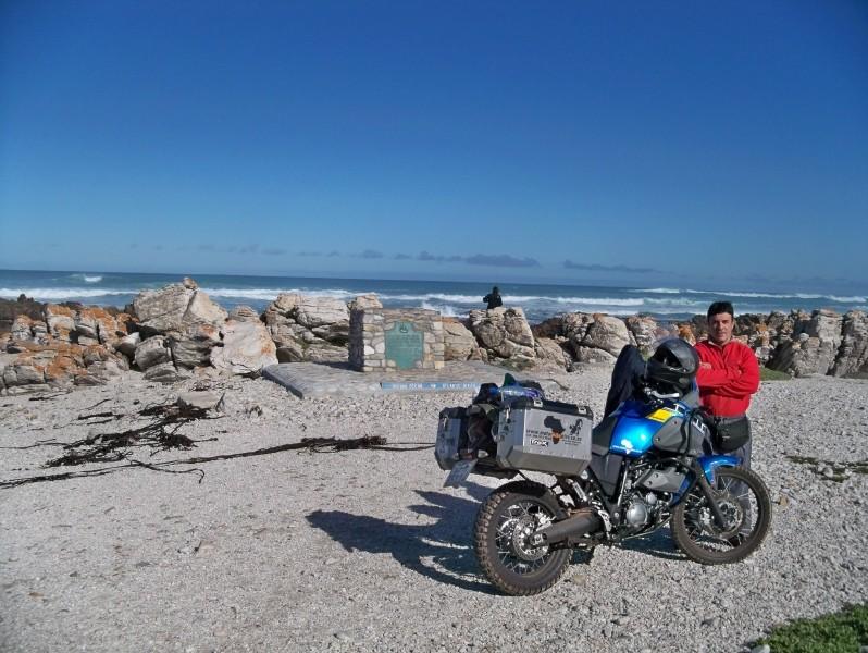 Africa 2011: Sud Africa, Namibia, Zambia su Yamaha XT 660 R e Yamaha XT 660 Z Tenerè Resiz242