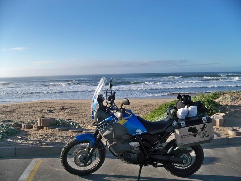 Africa 2011: Sud Africa, Namibia, Zambia su Yamaha XT 660 R e Yamaha XT 660 Z Tenerè Resiz249
