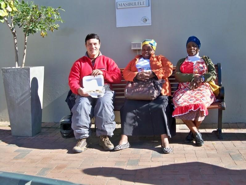 Africa 2011: Sud Africa, Namibia, Zambia su Yamaha XT 660 R e Yamaha XT 660 Z Tenerè Resiz253
