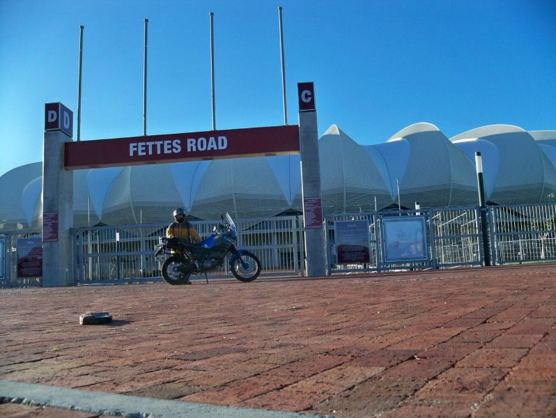 Africa 2011: Sud Africa, Namibia, Zambia su Yamaha XT 660 R e Yamaha XT 660 Z Tenerè Resiz279