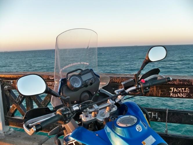 Africa 2011: Sud Africa, Namibia, Zambia su Yamaha XT 660 R e Yamaha XT 660 Z Tenerè Resiz285