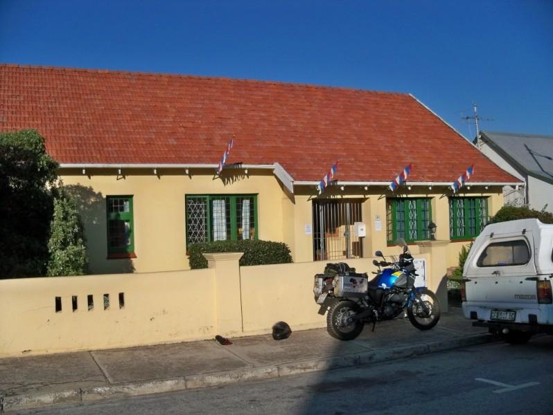 Africa 2011: Sud Africa, Namibia, Zambia su Yamaha XT 660 R e Yamaha XT 660 Z Tenerè Resiz291