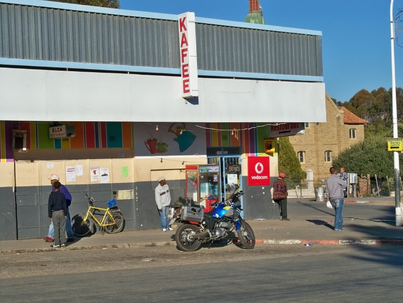 Africa 2011: Sud Africa, Namibia, Zambia su Yamaha XT 660 R e Yamaha XT 660 Z Tenerè Resiz306