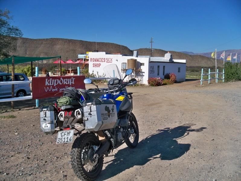 Africa 2011: Sud Africa, Namibia, Zambia su Yamaha XT 660 R e Yamaha XT 660 Z Tenerè Resiz309
