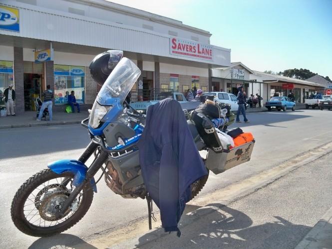 Africa 2011: Sud Africa, Namibia, Zambia su Yamaha XT 660 R e Yamaha XT 660 Z Tenerè Resiz311