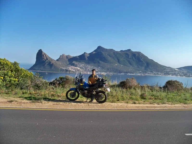 Africa 2011: Sud Africa, Namibia, Zambia su Yamaha XT 660 R e Yamaha XT 660 Z Tenerè Resiz346