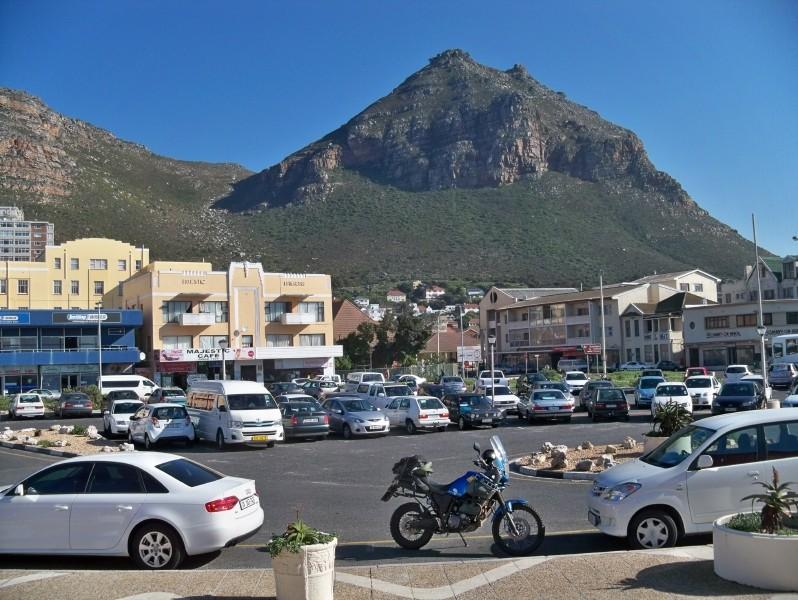 Africa 2011: Sud Africa, Namibia, Zambia su Yamaha XT 660 R e Yamaha XT 660 Z Tenerè Resiz349