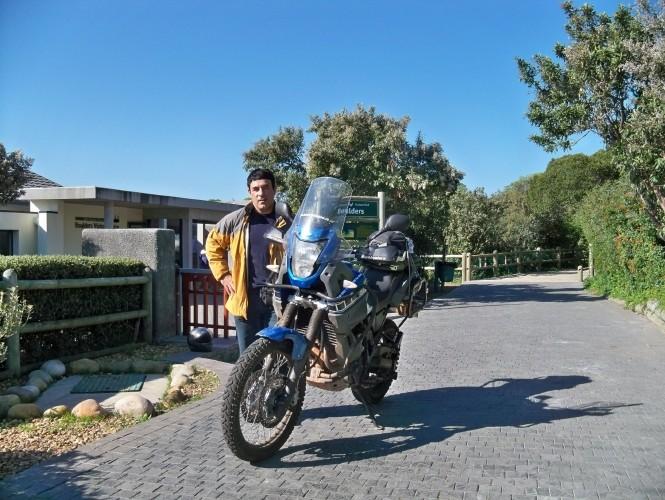 Africa 2011: Sud Africa, Namibia, Zambia su Yamaha XT 660 R e Yamaha XT 660 Z Tenerè Resiz359