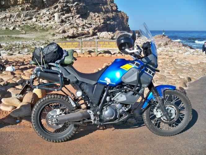 Africa 2011: Sud Africa, Namibia, Zambia su Yamaha XT 660 R e Yamaha XT 660 Z Tenerè Resiz364