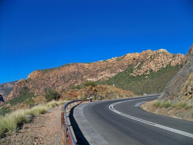 Africa 2011: Sud Africa, Namibia, Zambia su Yamaha XT 660 R e Yamaha XT 660 Z Tenerè Resiz373