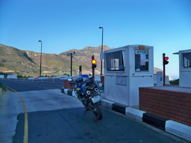 Africa 2011: Sud Africa, Namibia, Zambia su Yamaha XT 660 R e Yamaha XT 660 Z Tenerè Resiz376