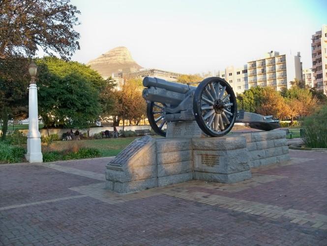 Africa 2011: Sud Africa, Namibia, Zambia su Yamaha XT 660 R e Yamaha XT 660 Z Tenerè Resiz385